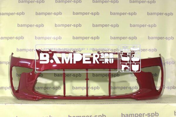 Бампер Киа Рио 4