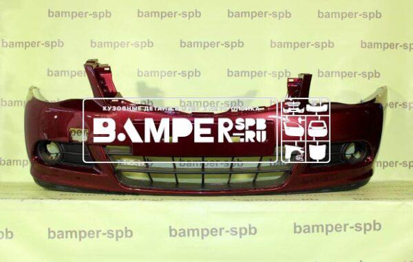 бампер альмера g15