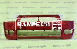Бампер передний Mitsubishi Lancer X (10)