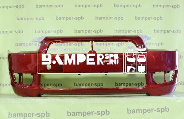 Купить аналог 6400B913RA Бампер передний Mitsubishi Lancer 10 (CX,CY). Цена руб