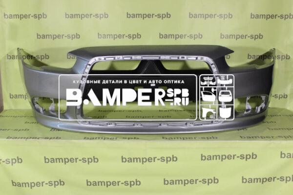 Бампер Лансер 10 рестайлинг