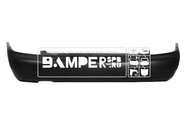 Бампер задний Ланос
