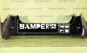 Бампер задний Kia Rio 3 рестайлинг 2015- седан