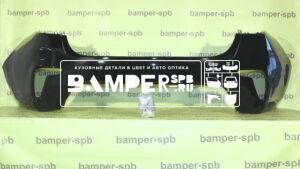 Бампер задний Kia Rio 4 2017-