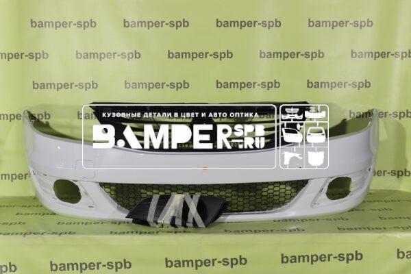 Бампер Логан 2