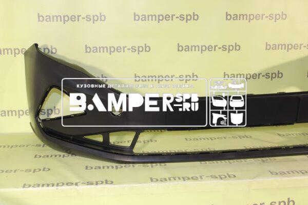 Купить 6N5807217 Бампер передний Фольксваген Поло 6 2020-. Цена