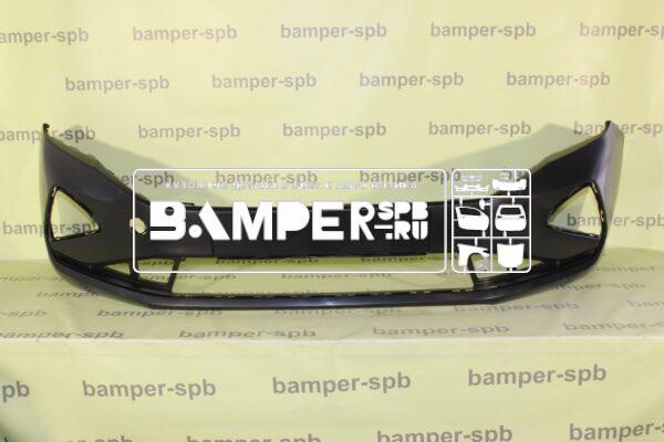 Купить 6N5807217 Бампер передний Volkswagen Polo 6 2020. Цена