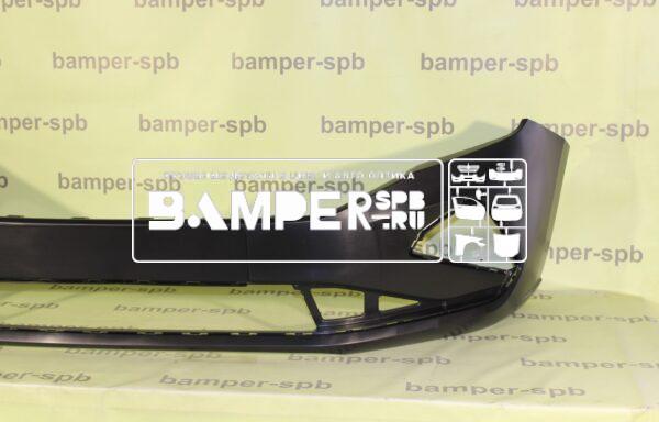 Купить 6N5807217 Бампер передний Volkswagen Polo 6 2020. Цена. СПб