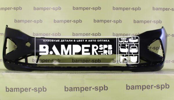 Купить 6N5807217 Бампер передний VW Polo лифтбэк 6 2020. Цена