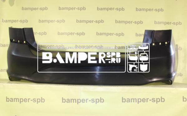 Купить 6N5807421 Бампер задний Фольксваген Поло седан лифтбэк 6 2020-. Цена