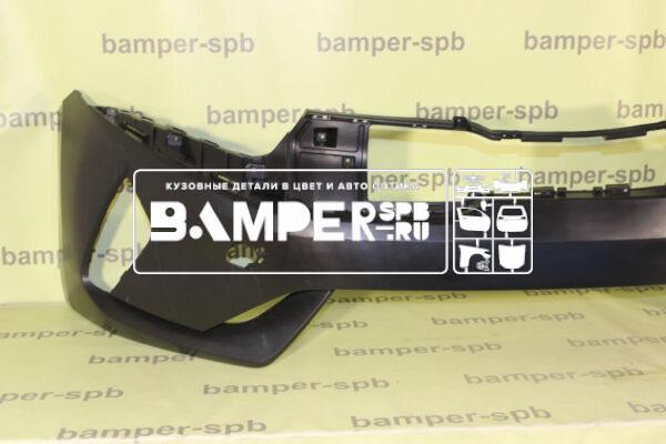Купить 86511L2010 Бампер передний Киа К5 2020- неокрашенный. Цена